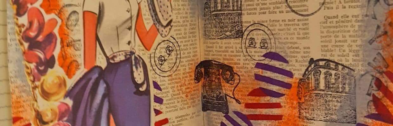 Concours d'écriture de Mademoiselle Berthelot et la Bibli de Momiji