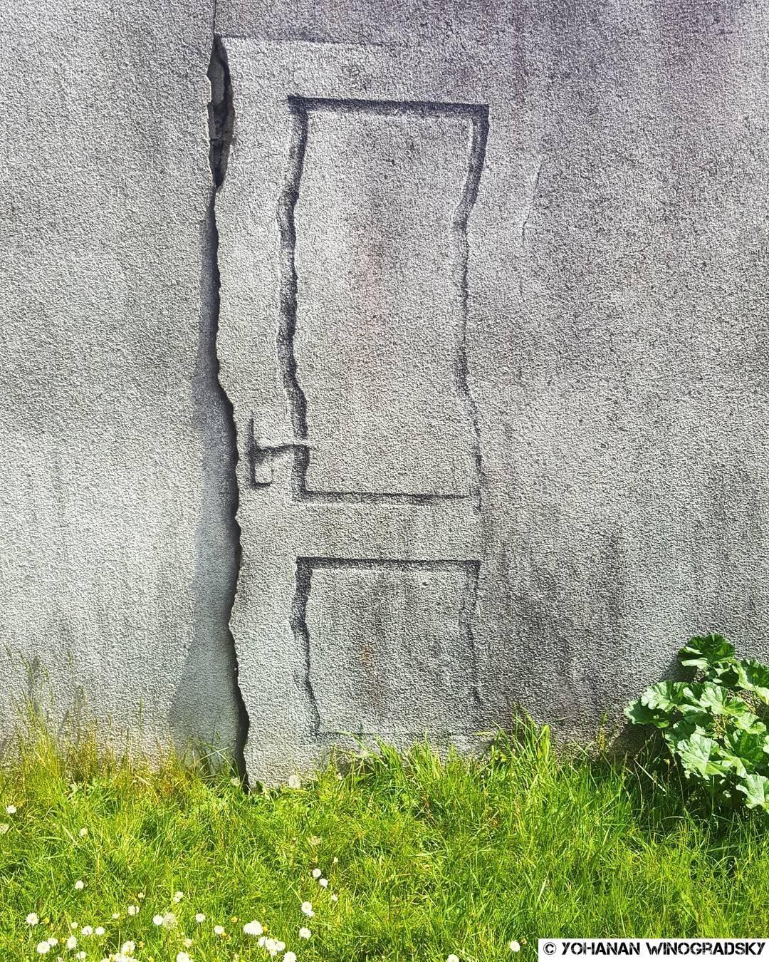 Onirisme – Street art de Pejac, Vitry-sur-Seine