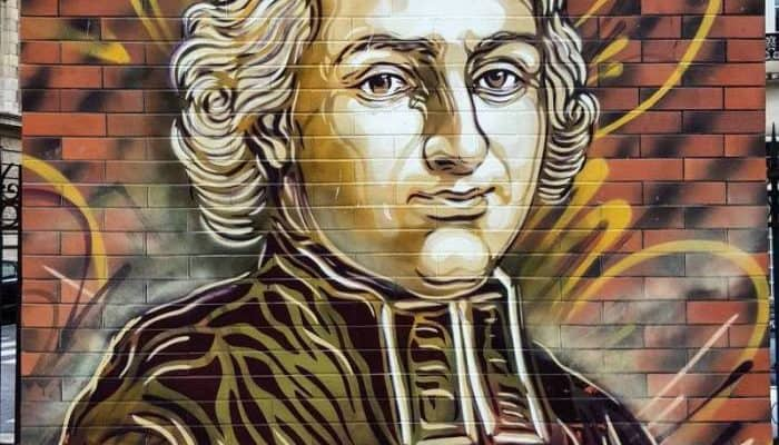 L'Abbé Grégoire au CNAM – Street art par c215, Paris