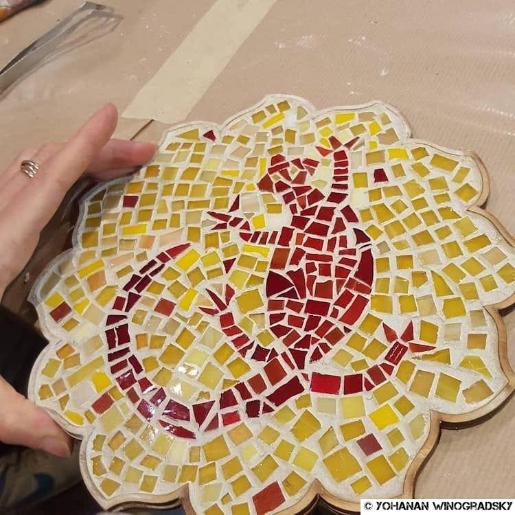 atelier mosaïques mosaic masta à paris