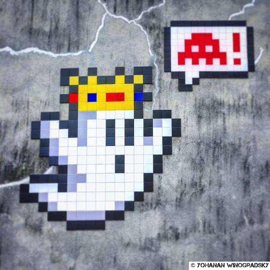 streetart paris par invader invader versailles vrs_22